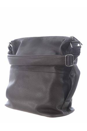 Orciani leather shoulder bag ORCIANI | 31 | P00707MIC-EBANO