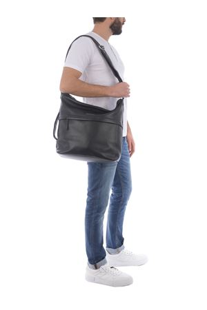 Orciani leather shoulder bag ORCIANI | 31 | P00707MIC-NERO