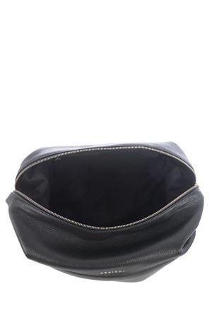Orciani leather shoulder bag ORCIANI | 31 | P00707MIC-NERO