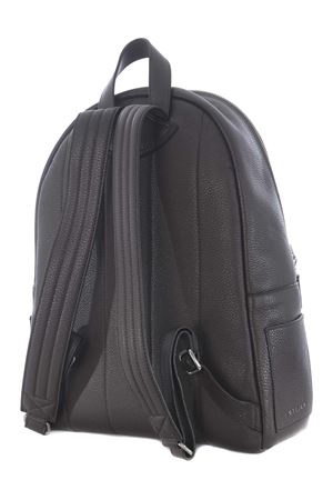 Orciani Micron Deep leather backpack ORCIANI | 10000008 | P00711MIC-EBANO