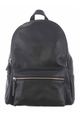 Orciani Micron Deep leather backpack ORCIANI | 10000008 | P00711MIC-NERO