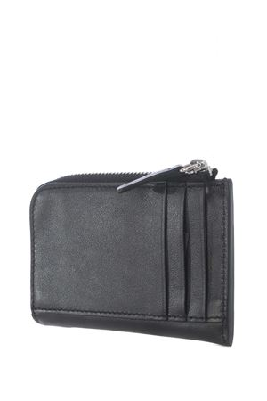 Orciani leather purse ORCIANI | -838888303 | SU0101LBR-NERO