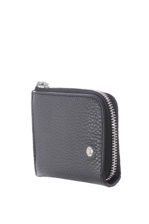 Orciani leather purse ORCIANI | -838888303 | SU0101MIC-NERO