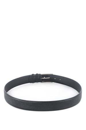 Orciani belt in saffiano leather ORCIANI | 22 | U07445BSF-NERO