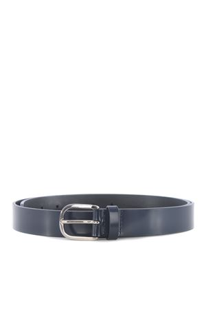 Orciani belt in shiny leather ORCIANI | 22 | U07886BHT-BLU