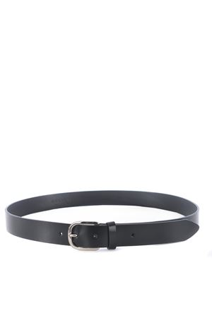 Orciani belt in shiny leather ORCIANI | 22 | U07886BHT-NERO