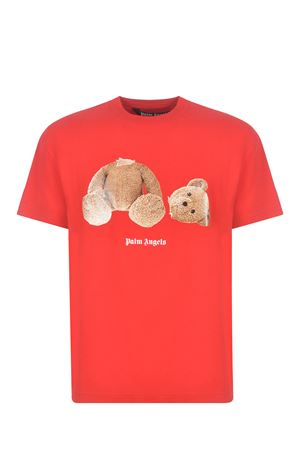 Palm Angels Bear cotton t-shirt PALM ANGELS | 8 | PMAA001R21JER0012560