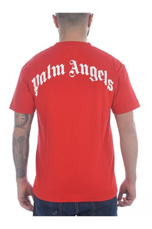 T-shirt Palm Angelsbear in cotone PALM ANGELS | 8 | PMAA001R21JER0012560