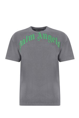 T-shirt Palm Angels vintage wash in cotone PALM ANGELS | 8 | PMAA001R21JER0081055