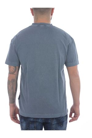 T-shirt Palm Angels vintage wash in cotone PALM ANGELS | 8 | PMAA001R21JER0084618
