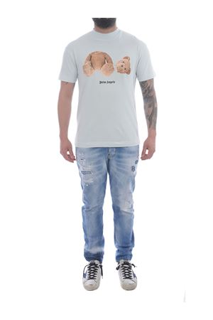 T-shirt Palm Angels PA Bear in cotone PALM ANGELS   8   PMAA001S21JER0184460