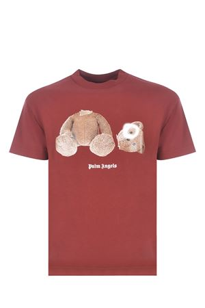 T-shirt Palm Angels PA Bear in cotone PALM ANGELS | 8 | PMAA001S21JER0188660