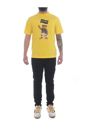 T-shirt Palm Angels Pirate Bear in cotone PALM ANGELS | 8 | PMAA001S21JER0201801