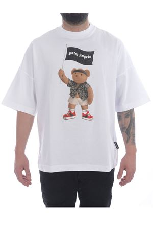 T-shirt Palm Angels Pirate Bear Loose in cotone PALM ANGELS | 8 | PMAA041S21JER0060101