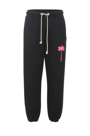 Pantaloni jogging Palm Angels Pxp sweatpants in cotone PALM ANGELS | 9 | PMCH011S21FLE0021032