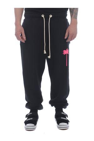 Pantaloni jogging Palm Angels Pxp sweatpants in cotone PALM ANGELS | 9 | PMCH011S21FLE0021032