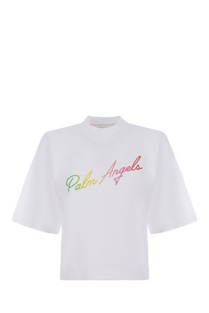 Palm Angels Miami cotton T-shirt  PALM ANGELS | 8 | PWAA020S21JER0030184