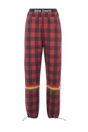 Palm Angels Buffalo nylon trousers PALM ANGELS | 9 | PWCA019S21FAB0022501