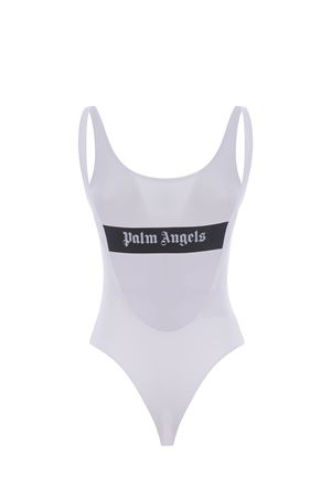 Costume Palm Angels Classic Logo in nylon PALM ANGELS | 85 | PWFA013S21FAB0010110