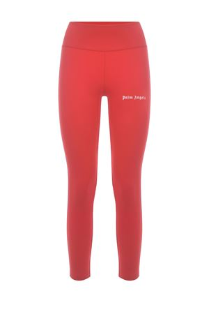 Leggins Palm Angels Track Training in nylon PALM ANGELS | -1927212704 | PWVG001S21FAB0022501