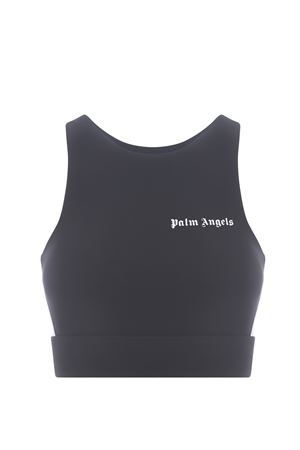 Palm Angels Track Training nylon top PALM ANGELS | 40 | PWVO001S21FAB0021001