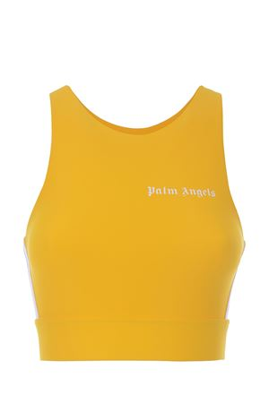 Palm Angels Track Training nylon top PALM ANGELS | 40 | PWVO001S21FAB0021801
