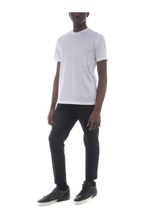 T-shirt Paolo Pecora in cotone PAOLO PECORA | 8 | F0714054-1101