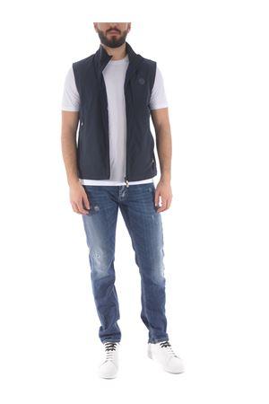 People of Shibuya travel vest in jersey PEOPLE OF SHIBUYA | 38 | IKIPM651-790