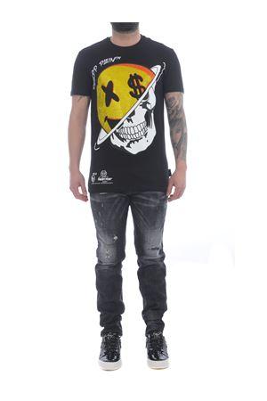 T-shirt Philipp Plein in cotone PHILIPP PLEIN | 8 | UTK0020PJY002N-02