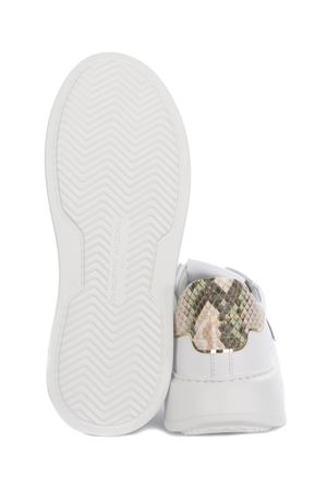 Philippe Model Temple Low leather sneakers PHILIPPE MODEL | 5032245 | BTLDVA02