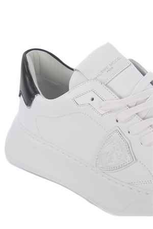 Sneakers Philippe Model Temple Low in pelle PHILIPPE MODEL | 5032245 | BTLUV007
