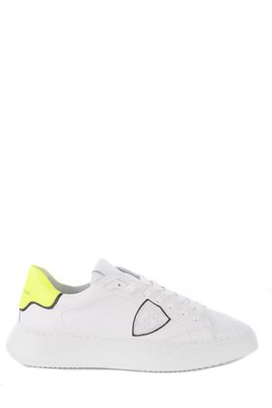 Sneakers Philippe Model Temple Low in pelle PHILIPPE MODEL | 5032245 | BTLUVN10