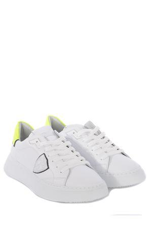 Sneakers Philippe Model Temple Low in pelle PHILIPPE MODEL | 5032245 | BTLUVN10