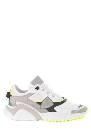 Sneakers Philippe Model Eze Low in pelle e nylon PHILIPPE MODEL | 5032245 | EZLUWF04