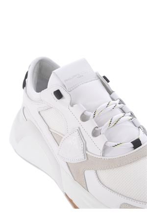 Sneakers Philippe Model Eze Low in pelle e nylon PHILIPPE MODEL | 5032245 | EZLUWK06