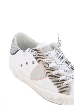 Philipp Model Prsx Low leather sneakers PHILIPPE MODEL | 5032245 | PRLDVGZ1