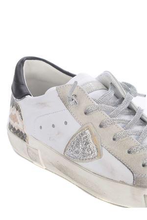 Philipp Model Prsx Low leather sneakers PHILIPPE MODEL | 5032245 | PRLDXA04