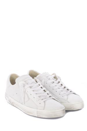 Sneakers Philippe Model PRSX Low in pelle PHILIPPE MODEL | 5032245 | PRLU1012