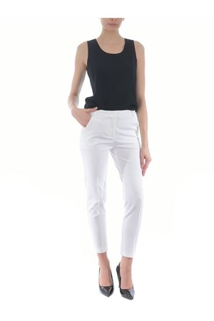 Pinko Bello 100 trousers in scuba fabric stitch PINKO | 9 | 1G15LF-5872Z05