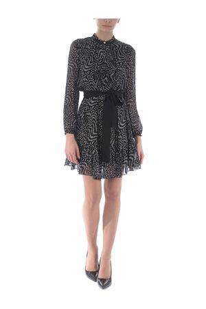 Pinko Vigoroso short dress in viscose PINKO | 11 | 1G15QZ-8421ZZ2