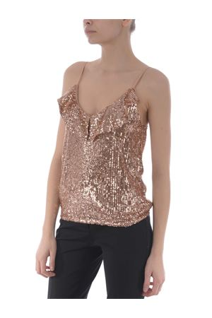 Top Pinko Assente in paillettes all-over PINKO | 40 | 1G15VA-8444C60