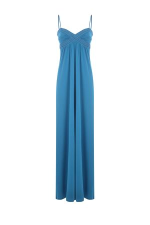 Pinko Ganzo long dress in crepe jersey PINKO | 11 | 1G15VM-Y6X3G32