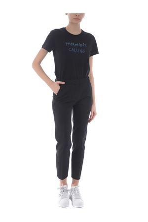 Pinko effimero cotton T-shirt PINKO | 8 | 1G15YW-Y5BDZE3