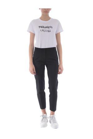 Pinko effimero cotton T-shirt PINKO | 8 | 1G15YW-Y5BDZZ1