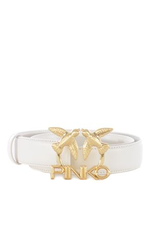 Pinko Aster Simply leather belt PINKO | 22 | 1H20VW-Y6XFZ03