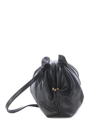 Pinko Mini Chain Clutch Bag Fraimed in morbida nappa PINKO | 31 | 1P2236-Y6Y8Z99