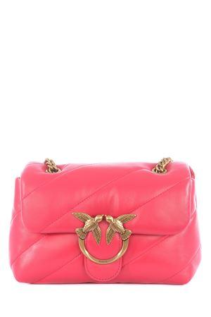 Pinko Love Mini Puff bag in soft nappa leather PINKO | 31 | 1P227K-Y6Y3O96