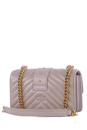 Pinko Love Mini Icon bag in nappa leather PINKO | 31 | 1P227L-Y6XVN63