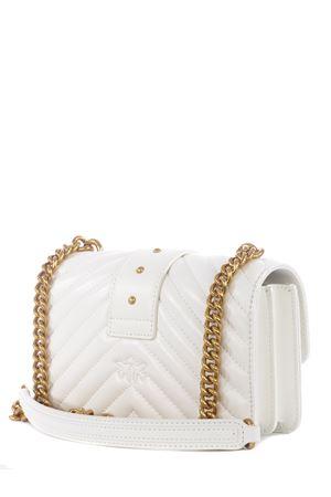 Pinko Love Mini Icon bag in nappa leather PINKO | 31 | 1P227L-Y6XVZ14