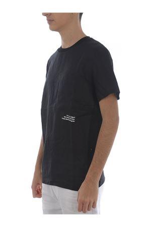 T-shirt PMDS in lino PMDS | 8 | HOWI616-NERO